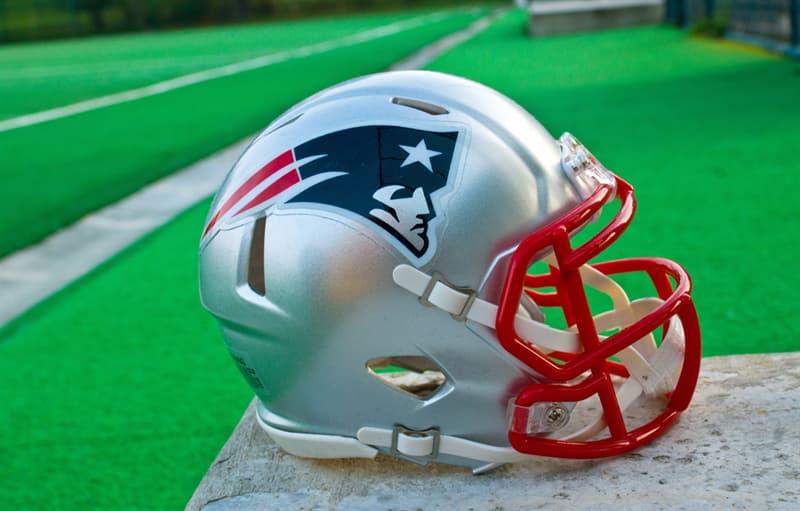 History Story: New England Patriots logo