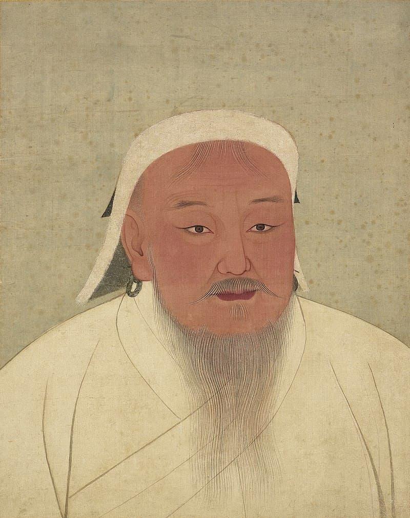 History Story: #1 His real name was Temüjin Borjigin