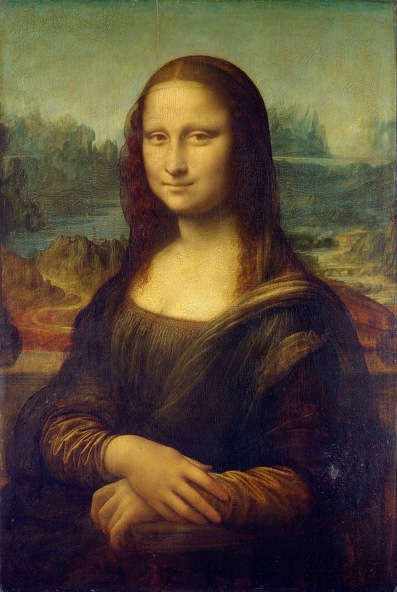 Culture Story: Leonardo da Vinci Mona Lisa