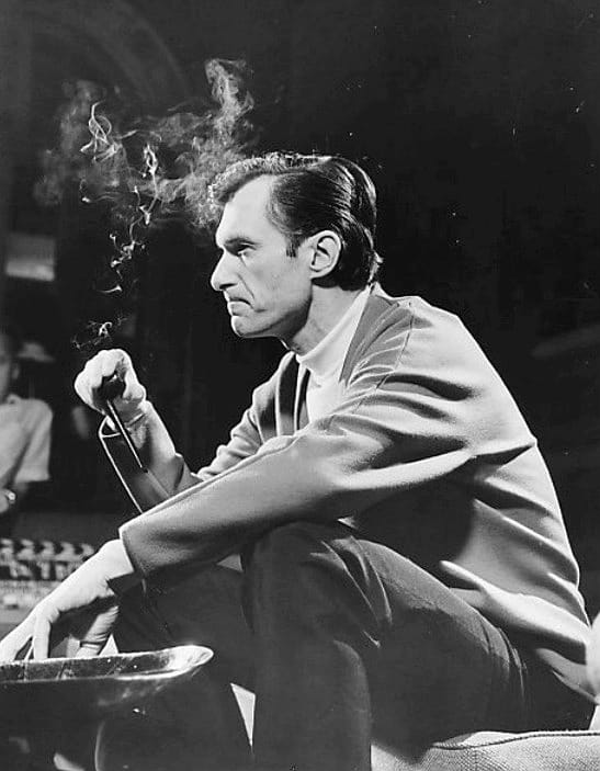 Culture Story: facts about Playboy magazine Hugh Hefner Editor-in-Chief