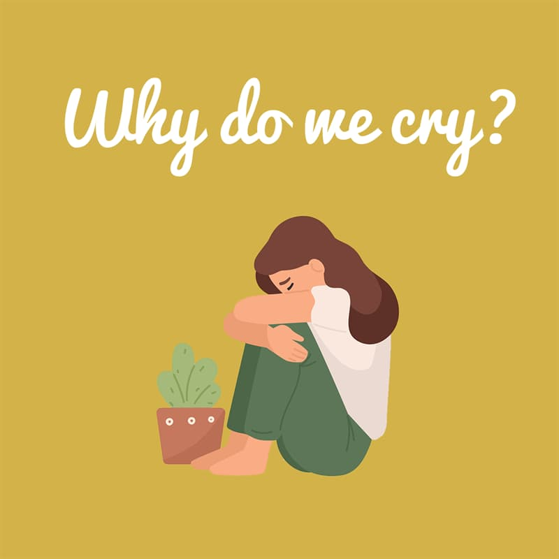 Science Story: Why do we cry when we are sad?