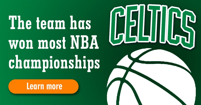 History Story: 6 Boston Celtics facts that will make you watch their best games again