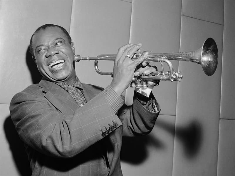 Culture Story: Louis Armstrong brief history of jazz music