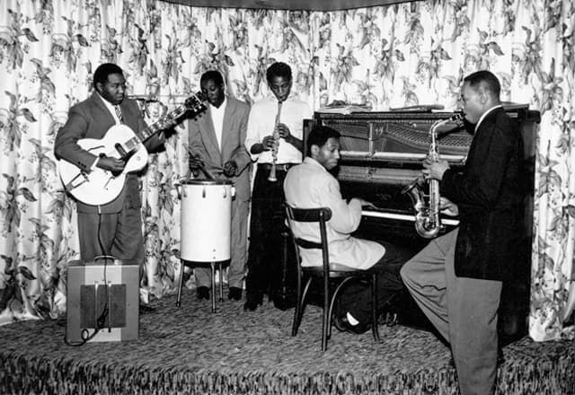 Culture Story: Origins of Jazz in America brief history of jazz music tribal musical traditions
