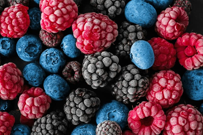 knowledge Story: how to store berries - food storage