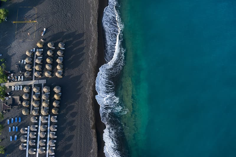 Geography Story: Black sand beaches