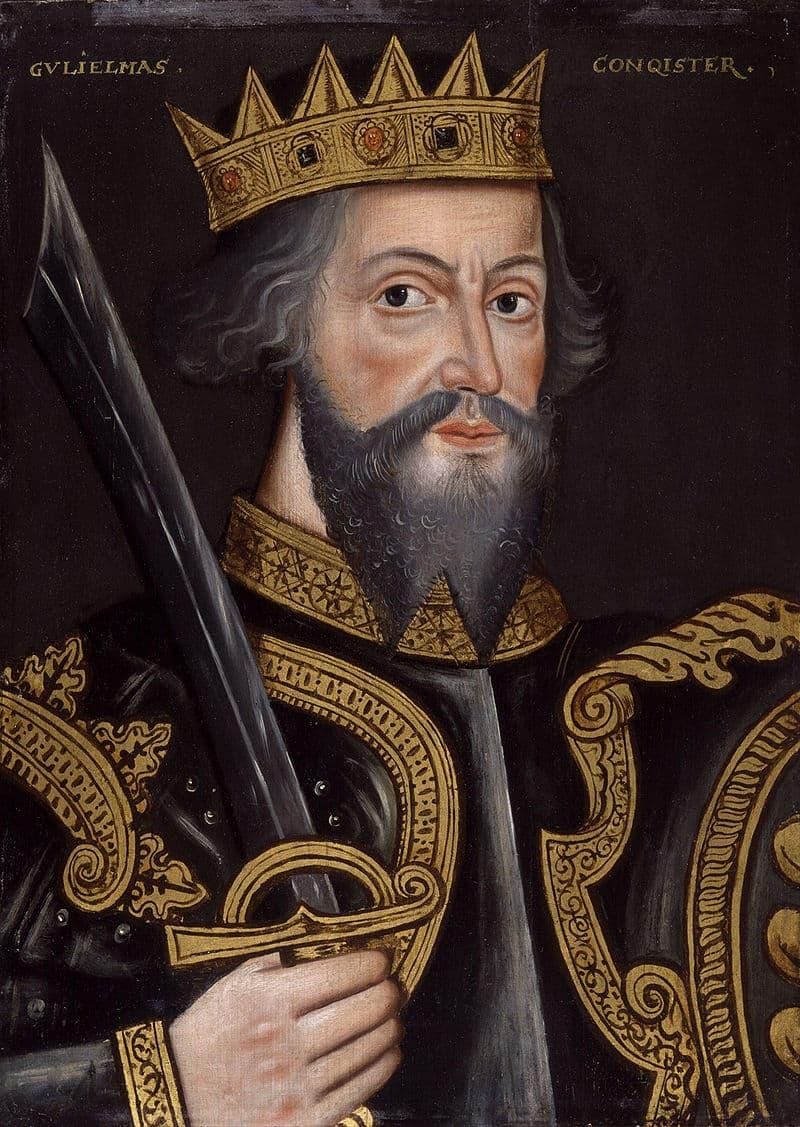 History Story: Famous illegitimate children William the Conqueror
