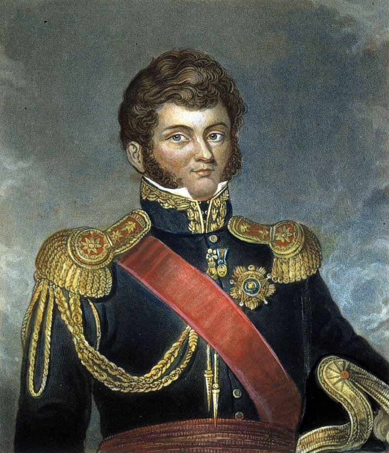 History Story: Famous illegitimate children Bernardo O'Higgins