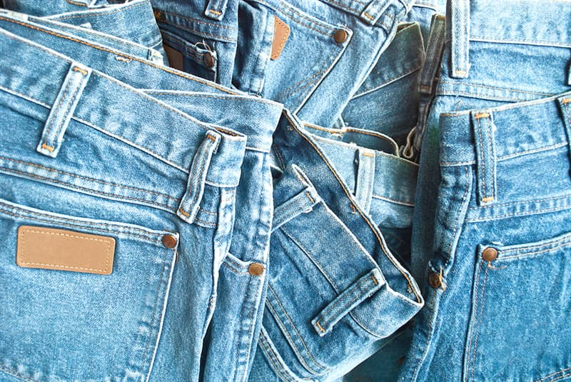 Society Story: Blue jeans - jeans fashion
