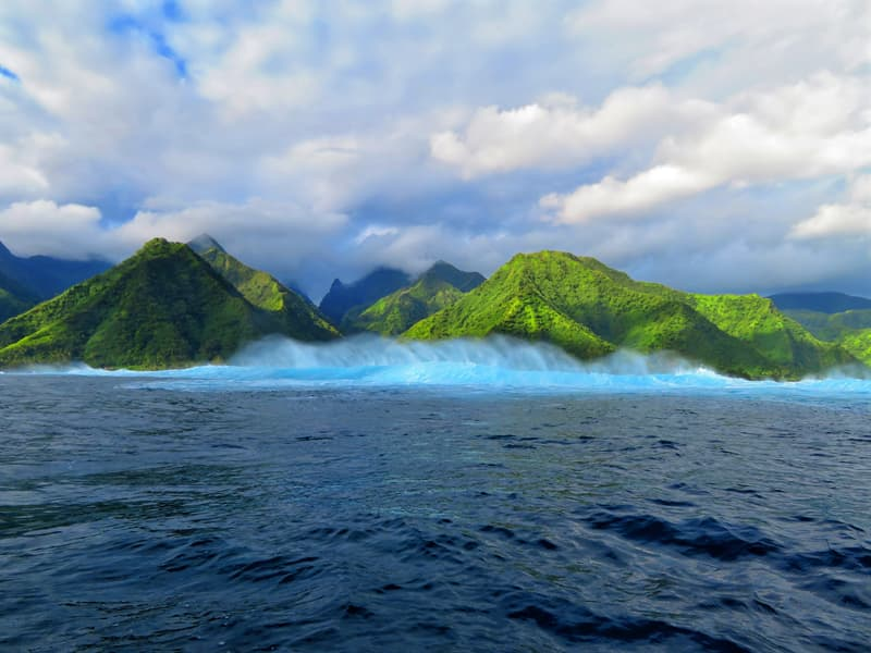 Culture Story: Bought an Island Tahitian culture Tahiti