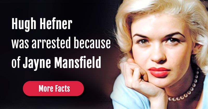 History Story: 10 things you never knew about Jayne Mansfield