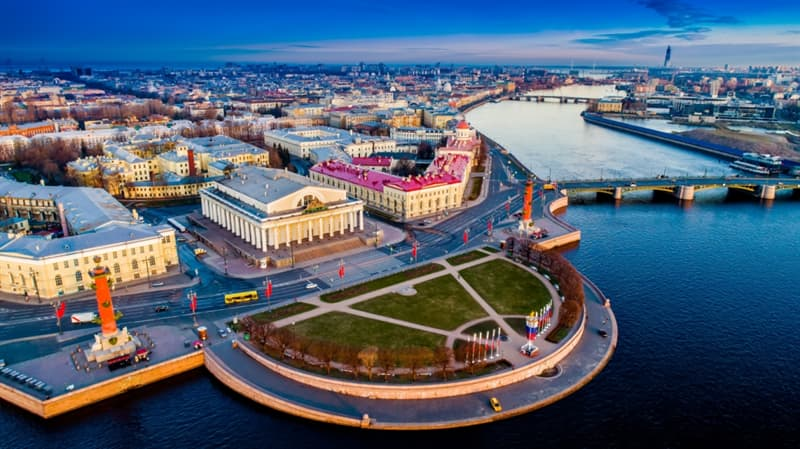 Geography Story: The North Venice Saint Petersburg Russia culture tourism