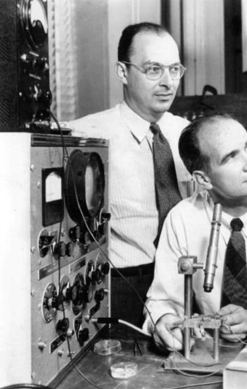 Science Story: john bardeen invention
