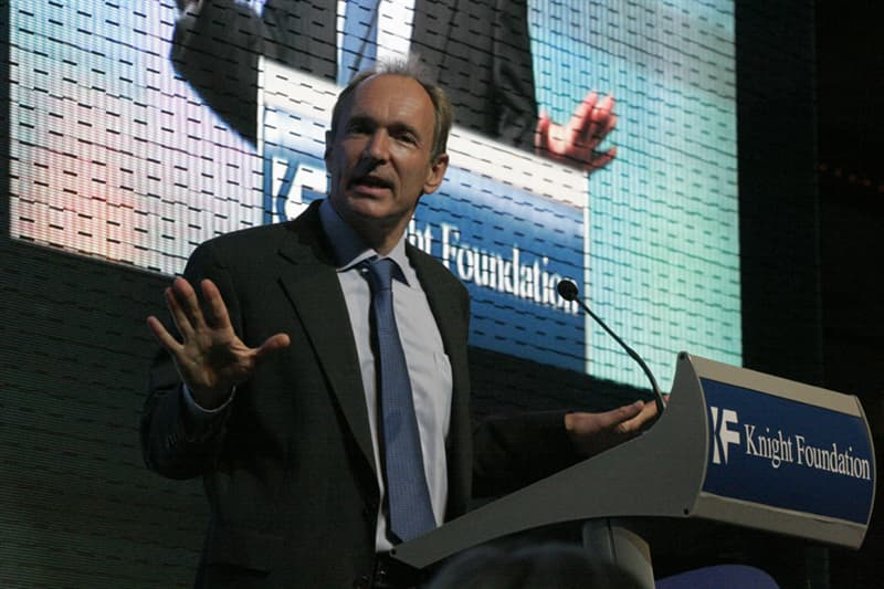 Science Story: tim berners lee invention