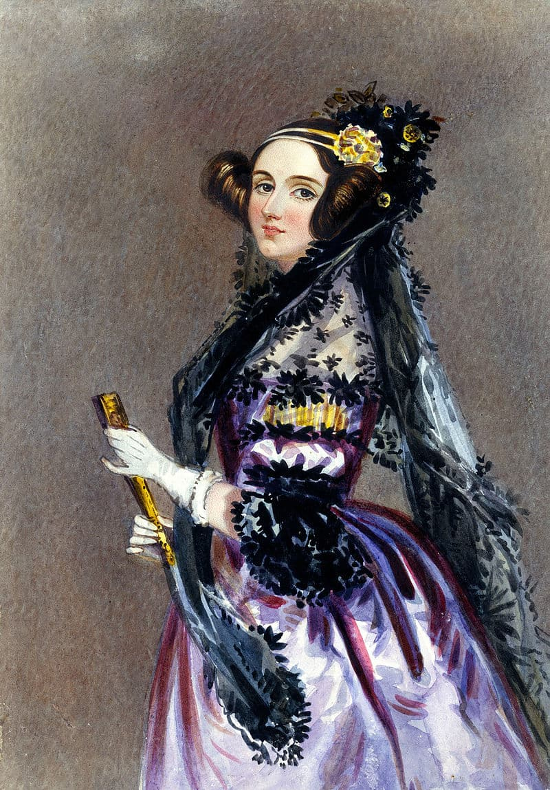Science Story: ada lovelace invention