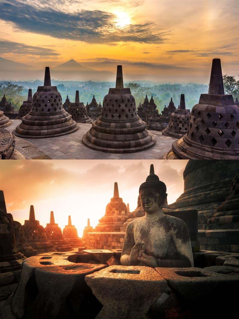 Geography Story: #1 Borobudur, Indonesia
