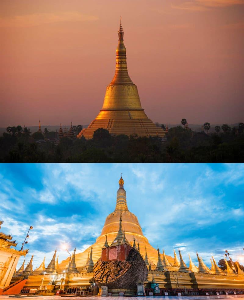 Geography Story: #5 Shwemawdaw Pagoda, Myanmar