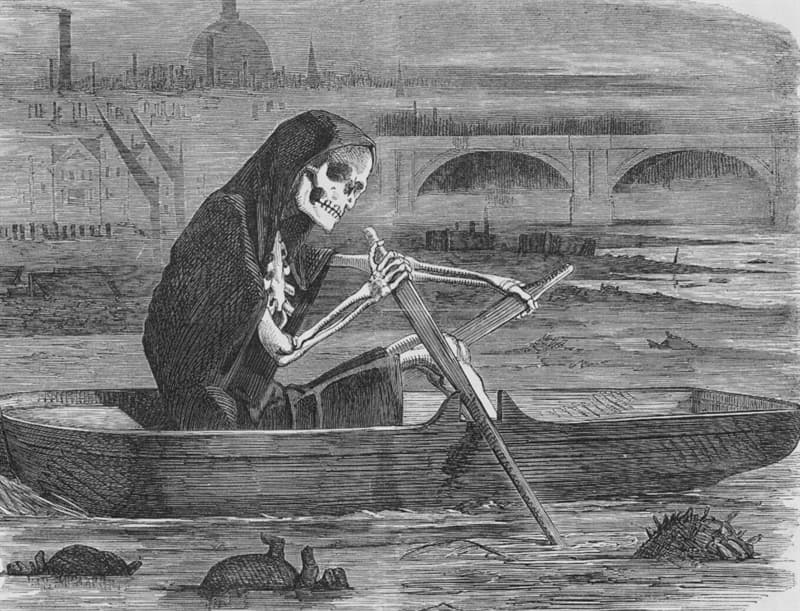 History Story: The Great Stink weird Wikipedia articles