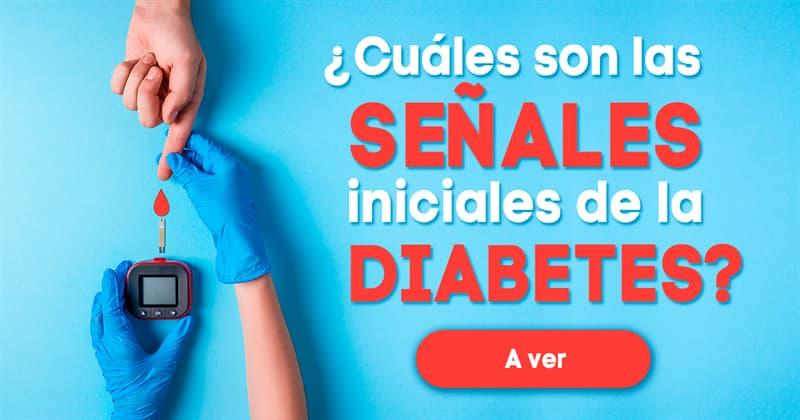 Сiencia Historia: ¿Cuáles son las señales iniciales de la diabetes?