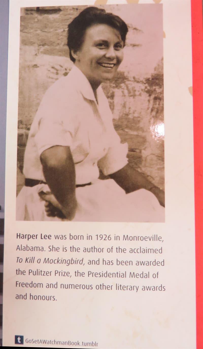 Culture Story: Harper Lee to kill a mockingbird biography writing