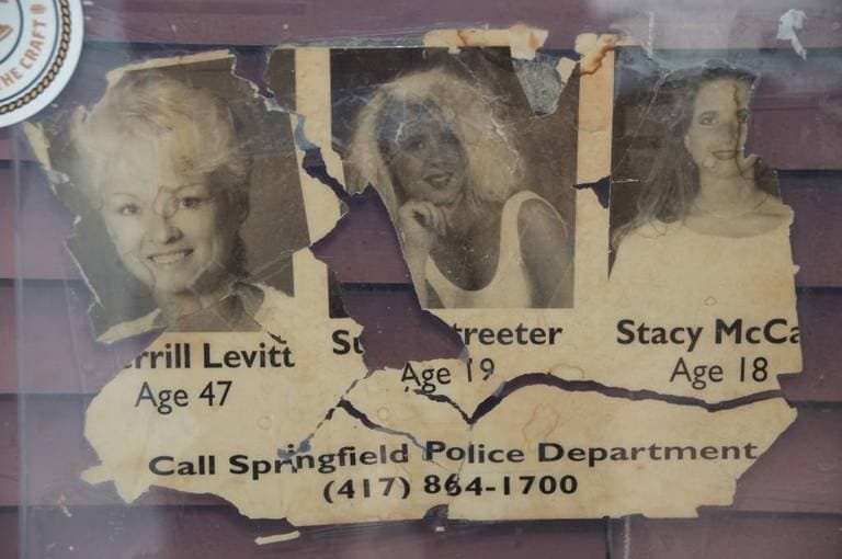 History Story: The Springfield Three Springfield Missouri Suzie Streeter Stacy McCall Sherrill Levitt mysterious unsolved disappearances of all time