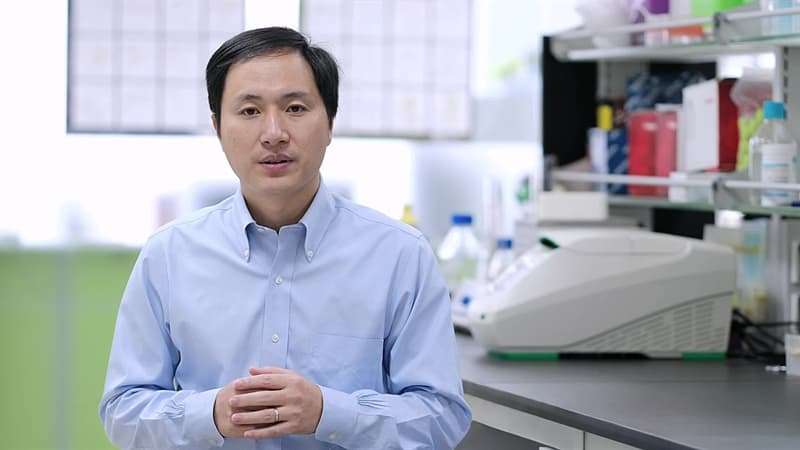 History Story: He Jiankui Chinese biophysics researcher mysterious unsolved disappearances of all time