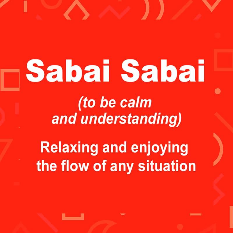 Culture Story: Sabai Sabai, the Thai lifestyle