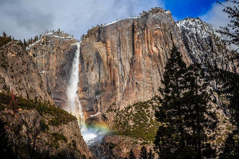 Geography Story: Yosemite Falls California facts about waterfalls most beautiful waterfalls in the world