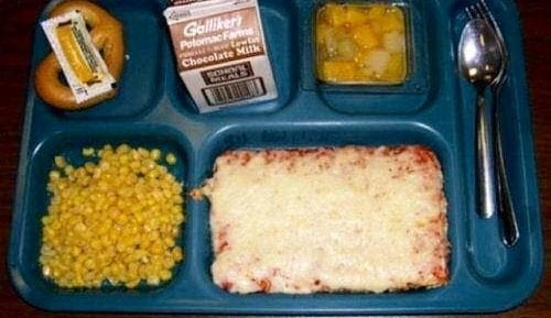 History Story: school lunch pizza things we did for the last time nostalgia 90s 80s 70s aesthetic style memory childhood