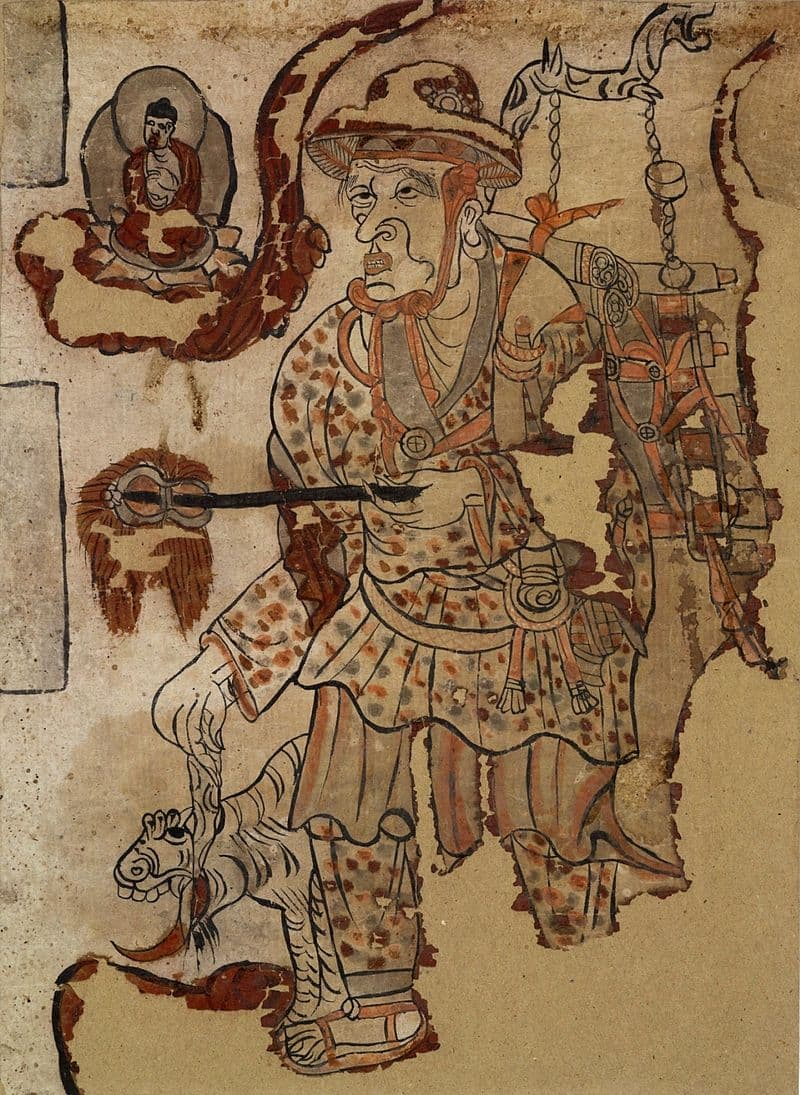 Geography Story: legendary travelers in history Xuanzang