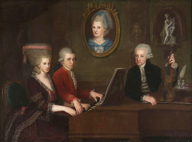music Story: Wolfgang Mozart biography - Mozart music - Wolfgang Mozart facts