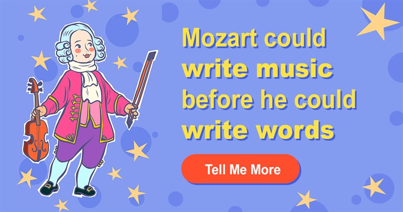 music Story: 7 Mozart facts - the secrets of a genius