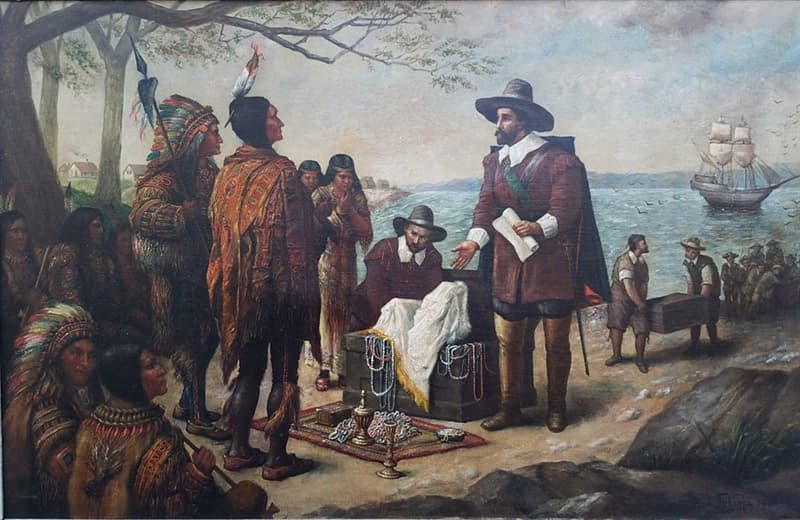 Culture Story: Words from Native Americans facts about Native Americans tribes USA
