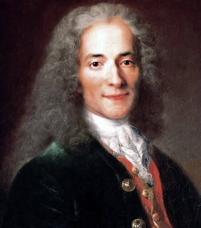 Culture Story: Voltaire philosopher drinking copious amounts of coffee unusual work habits