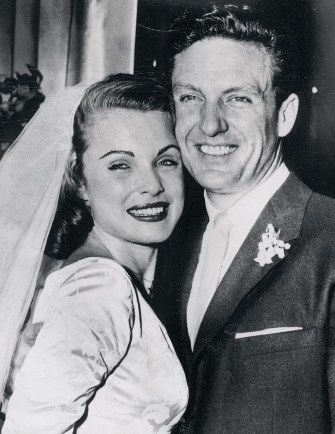 Movies & TV Story: Remarriage of Robert Stack's parents