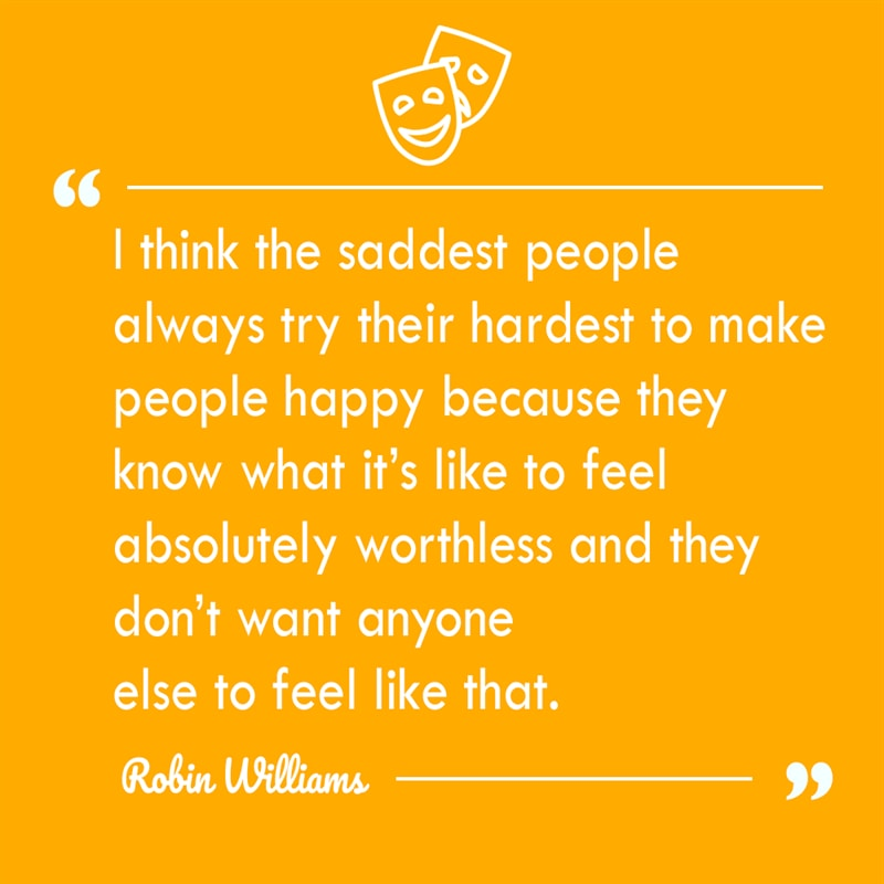 Movies & TV Story: Robin Williams quotes sayings quotes about life love wisdom