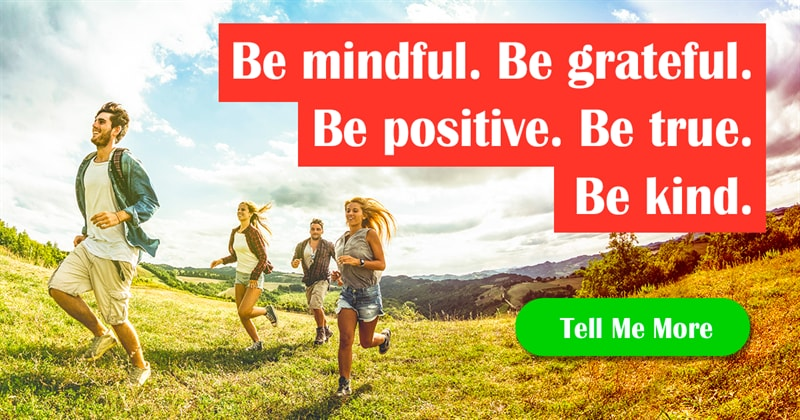 spiritual Story: How should I have a positive attitude in life?