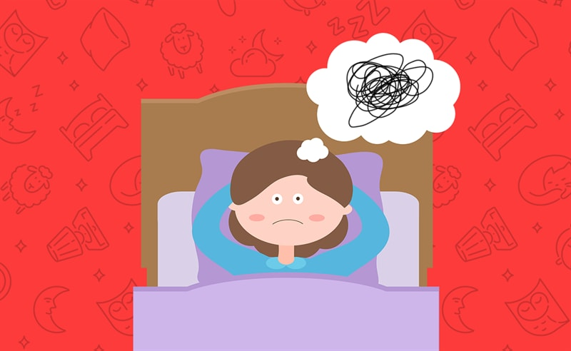 age Story: reasons that cause your insomnia why i sleep bad how to sleep well how to get sleep well remedies to sleep well at night Too Much Thinking thinking before sleeping thinking in bed