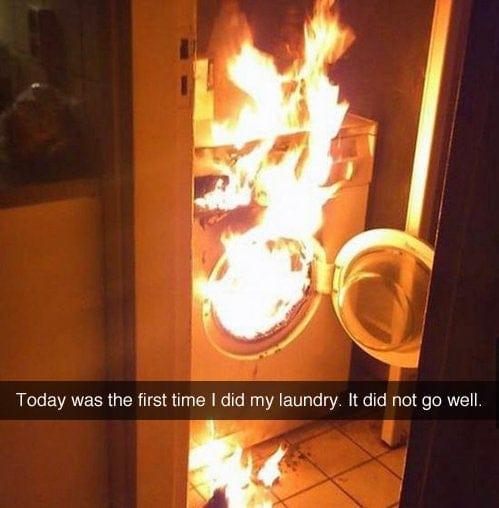 funny Story: laundry burning burning washing machine laundry stripping laundry cold laundry cold laundry clothing laundry hacks laundry tips laundry shrinking