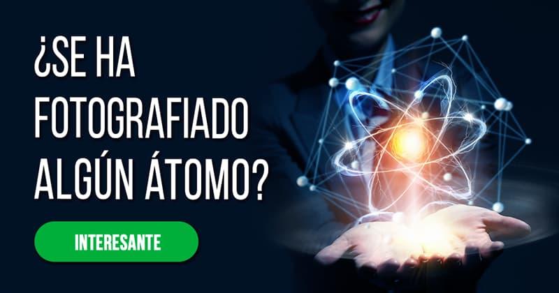 Сiencia Historia: ¿Se ha fotografiado algún átomo?