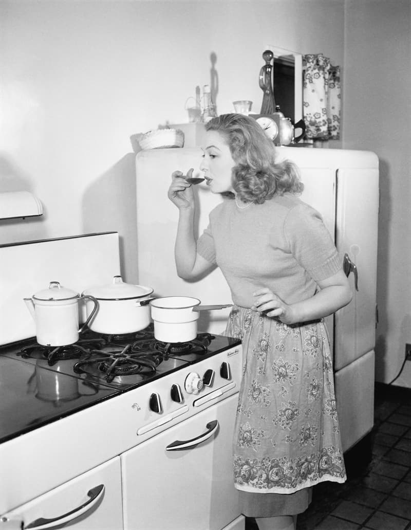 Society Story: best childhood memories mom's cooking