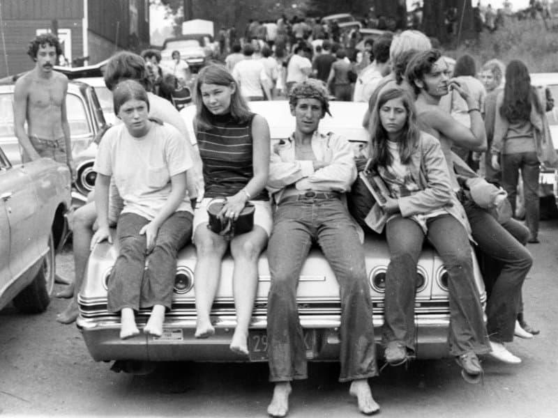 Culture Story: woodstock 1969 photos where was woodstock held in 1969 Bethel New York Michael Lang Artie Kornfeld Joel Rosenman John P Roberts Woodstock Ventures