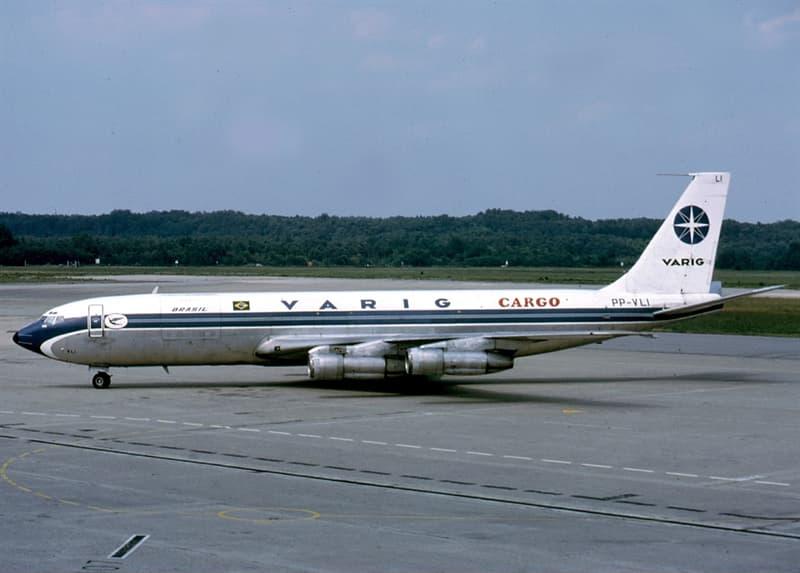 History Story: #1 Varig Flight 967