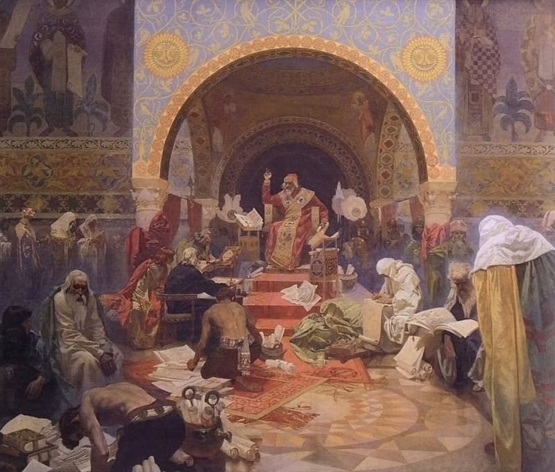 History Story: #1 Etymology