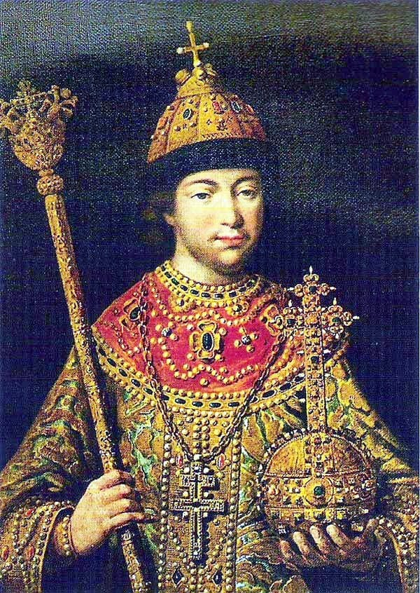 History Story: #4 Many Tsars were crowned between the ages of 15 and 17