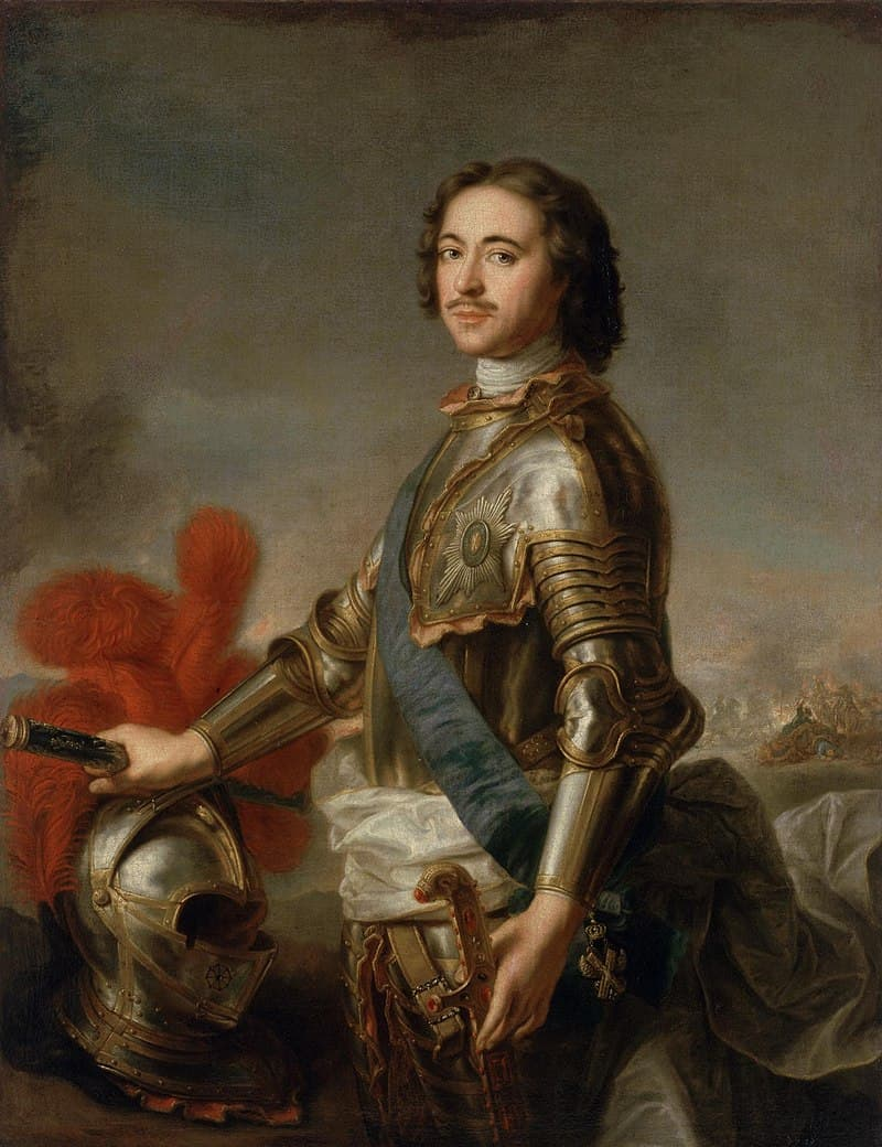 History Story: #5 Peter the Great loved Europe and was not fond of beards