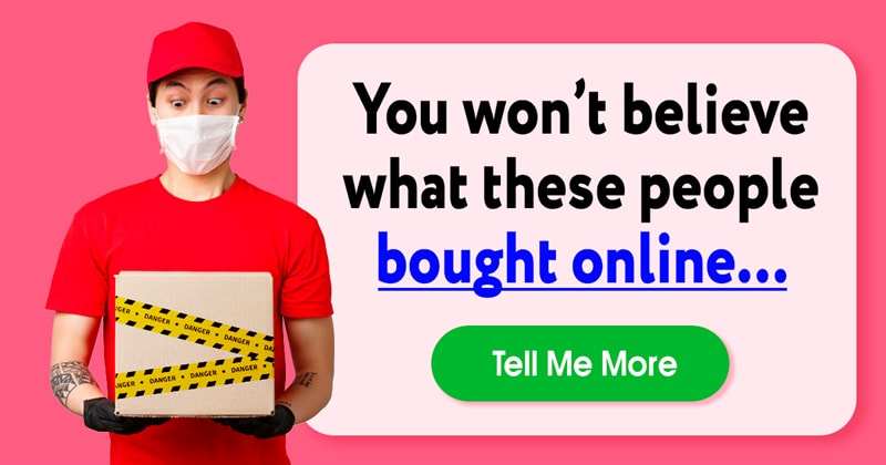 Society Story: Online shopping: expectation vs reality (+ pieces of priceless advice)
