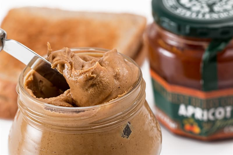 Science Story: #3 Peanut butter