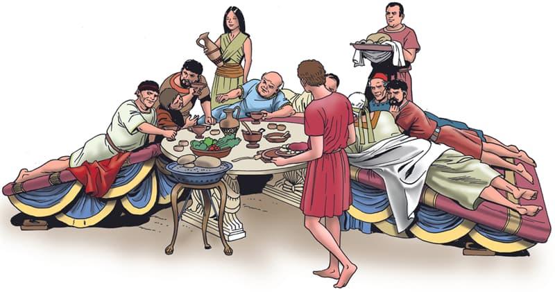 History Story: weirdest etiquette rules good manners ancient etiquette