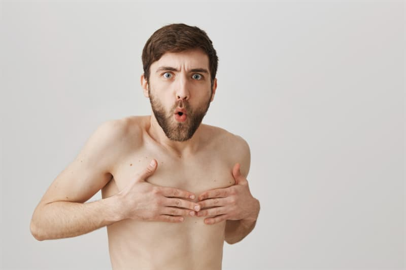 Science Story: #1 Male Nipples